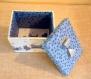 NoËl    boîte thème noël pour ranger des bijoux ou offrir un petit cadeau