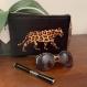 Pochette motif léopard