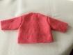 Gilet - veste 3 mois en acrylique