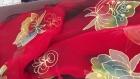 Foulard en mousseline de soie