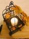Lanterne thème automne