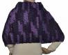 Chauffe épaule châle poncho top tour de cou tricot taille unique