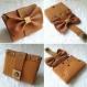 Porte carte/porte monnaie en cuir