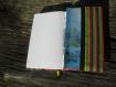 Couvre livre en tissu