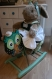 Peluche ancienne lapin