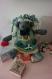 Teddy ours d'artiste peluche fait main collection pièce unique teddy original peint poupée d'art poupée couture cadeau