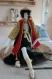 Poupée d'artiste poupée pièce unique art poupée de collection poupée de pays poupée chinoise,  cadeau, confection main original