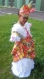 Costume traditionelle enfant
