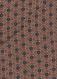 Coupon tissu coton avec motifs