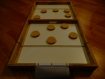 Jeu 2 en 1 : jeu de palet / hockey sur table