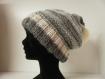 Bonnet en laine adulte