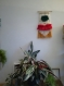 Tissage mural boho