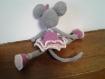 Décoration de chambre petite souris ballerine