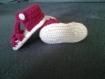 Chaussons sandales de 6 a12mois pour bébé