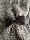 Mitaines et bandeau ado/adulte tricotés en laine