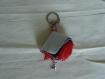 """Porte-clés collection """"shopping"""" assorti aux sacs"""