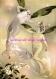 Coupon coton 28 x 21 cm transfert 17 cm x 12,5cm chat humanise n°22