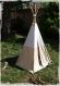 Tipi / cabane / tente pour chambre d'enfant