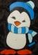 Petit pingouin avec la personnalisation de votre choix
