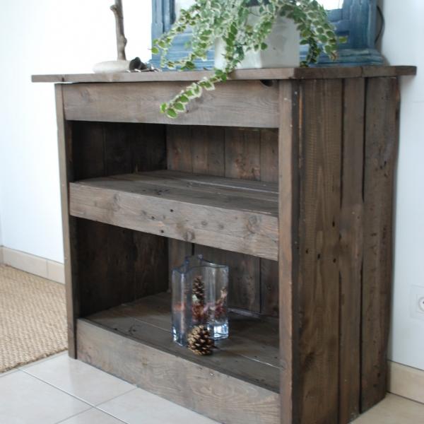 meuble fait maison palette ventana blog. Black Bedroom Furniture Sets. Home Design Ideas