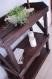 Meuble fait en bois de palettes