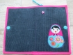 Mini organiseur de sac, coloris au choix! matriochka