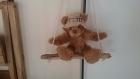 Insouciance de l'enfance... balançoire et sa monture ourson à chapeau reserve