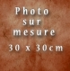 Photo sur mesure 30x30 cm - photographie d'art