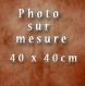 Photo sur mesure 40x40 cm - photographie d'art
