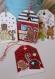 Etiquettes cadeaux tags thème hiver