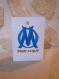 Carte joyeux anniversaire dessin le l olympique marseille