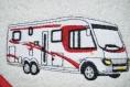 Essuie mains pour camping car integral