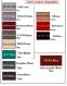 Plaque de porte, tortue avec texte, 12 couleurs disponibles