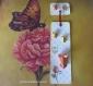 Marque page so romantique bustier en mini origami