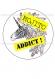 Mojito addict ! motif imprimé sur papier transfert thermocollant pm pour textile