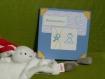 Carte de félicitations pour la naissance d'un garçon