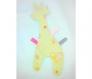 Doudou girafe pour bébé