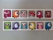 Idée décoration chambre enfant et bébé. cadre mural animaux colores!