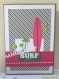 Carte wahou surf et couleurs