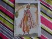 """Carte aquarelle """"les demoiselles de mariececile """""""
