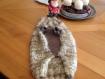 Pull ..manteau...laine pour whippets environ 10kg longueur dos 44 cm