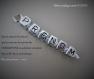 ¤¤ porte clés décapsuleur à personnalisé avec 1 prénom pour papy ¤¤