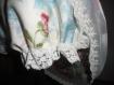 Marie antoinette et sa lingerie: bloomer et sa cape intégrée