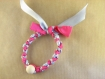 """Kit créatif bracelet de noeuds """" little butterfly"""""""