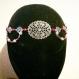 Headband médiéval fantastique : reine azenor