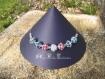 Collier de perles perlées