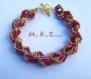 Seashell spirale bracelet