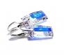 Swarovski boucles d'oreilles en argent 925 (certifié) - bo510