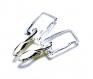 Swarovski boucles d'oreilles en argent 925 (certifié) - bo509
