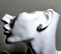 Swarovski boucles d'oreilles en argent 925 (certifié) - bo384